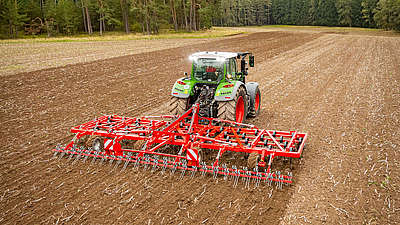Horsch Finer SL - PRECISE EFFICIENCY