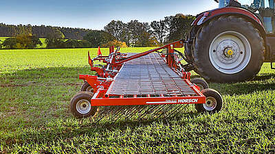 Horsch Cura ST - PRECISE HARROW TECHNOLOGY