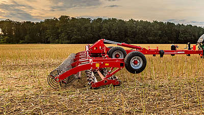 Horsch Cultro TC - FAST, STURDY, EFFICIENT